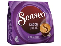 Pack 8 doses Senseo Chocobreak