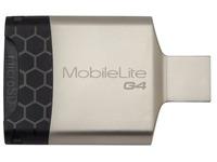 Kingston MobileLite G4 - card reader - USB 3.0