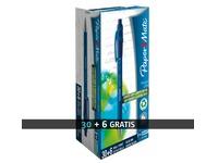 Pack 30 + 6 ballpoint pens Flexgrip Ultra Papermate retractable