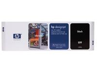 HP Designjet CP Ink System UV - zwart - printkop met cartridge en krimpkous (C1892A)