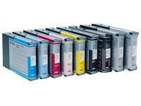 Epson T6027 - lichtzwart - origineel - inktcartridge