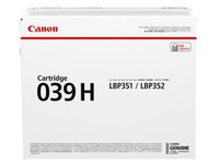 0288C001 CANON LBP351X TONER BLACK HC