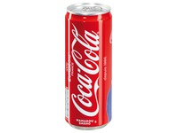 Box of 24 cans Coca Cola 33 cl