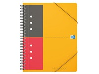 Spiral notebook Oxford Meetingbook size A5 - white lined - 160 pages