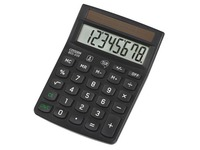Ecological office calculator Citizen ECC-210 - 8 figures
