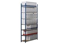 Basiselement Archivpro enkele toegang H 200 x B 103 cm