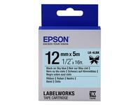 Epson LabelWorks LK-4LBK - etikettape - 1 rol(len) (C53S654032)