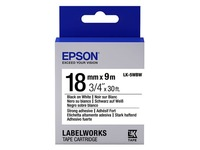 Epson LabelWorks LK-5WBW - etikettape - 1 rol(len) (C53S655012)