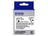 Epson LabelWorks LK-6WBA11 - buis - 1 rol(len) (C53S656902)