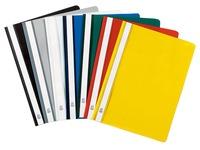 Snelhechtmap PP standaardkwaliteit - A4 - Geassorteerd (449225B)