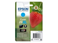 Epson 29XL - XL - cyaan - origineel - inktcartridge