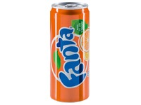 Pack of 24 cans Fanta Orange 33 cl