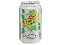 Schweppes Mojito cans 33 cl - pack of 24