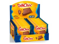 Delacre Délichoc Milk Chocolate Biscuits x 2 - Pocket Size 50g
