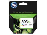 HP 303XL - High Yield - dye-based tricolor - original - ink cartridge