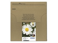 Epson T1806 Easy Mail Packaging - 4 - zwart, geel, cyaan, magenta - origineel - inktcartridge