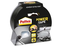 EN_RL.25M NOIR PATTEX POWER TAPE
