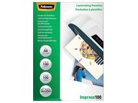 Lamineerhoes Fellowes A4 2x100micron 100stuks