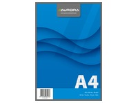 Notepad Aurora A4 210 x 297 mm (after removal) 5 x 5 100 sheets