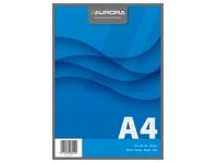 Notepad Aurora A4 210 x 297 mm 5 x 5 100 sheets
