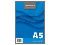 Notepad Aurora A5 148 x 210 mm lined 100 sheets