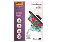 Box with 25 laminating sleeves A3 2 x 80 Fellowes