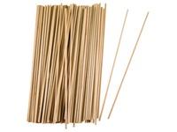 Bouhon houten staafje, zak van 100 stuks
