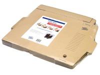Loeff's boîte d'archivage Data box A3, carton ondulé, marron, paquet de 8 pièces