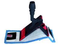 Support pour franges Rubbermaid Bi-Power 400mm bleu