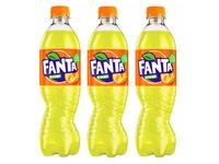 Boisson Fanta Orange bouteille PET 0,50L