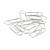 paperclips gegalvaniseerde paperclips